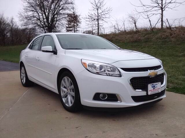 Used Chevrolet Malibu LT 4dr Sedan w/2LT