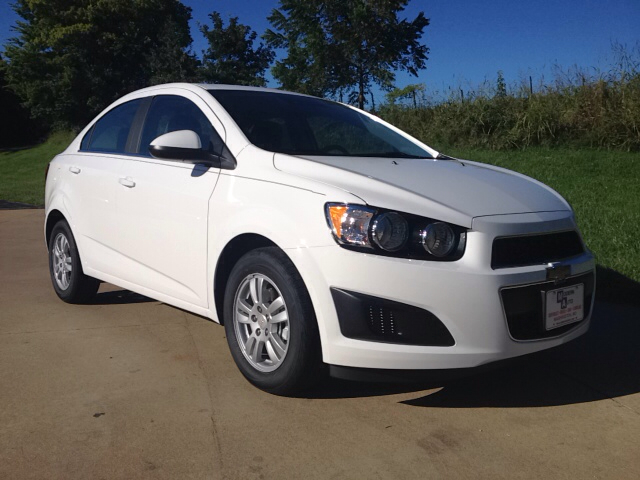 New Chevrolet Sonic LT Auto 4dr Sedan w/1SD