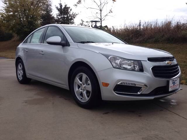 New Chevrolet Cruze Limited 1LT Auto 4dr Sedan w/ 1SD