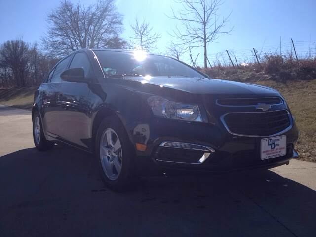 New Chevrolet Cruze Limited 1LT Auto 4dr Sedan w/1SD