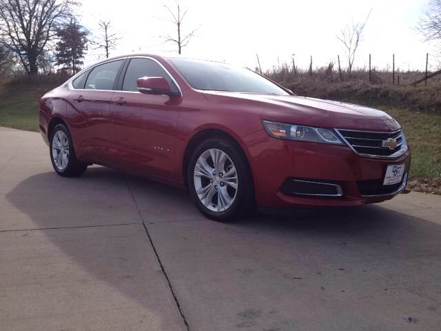 Used Chevrolet Impala LT 4dr Sedan w/2LT