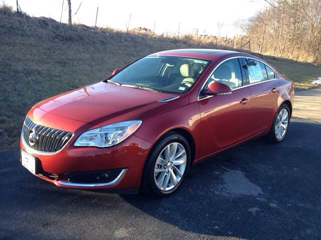 Used Buick Regal Fleet 4dr Sedan