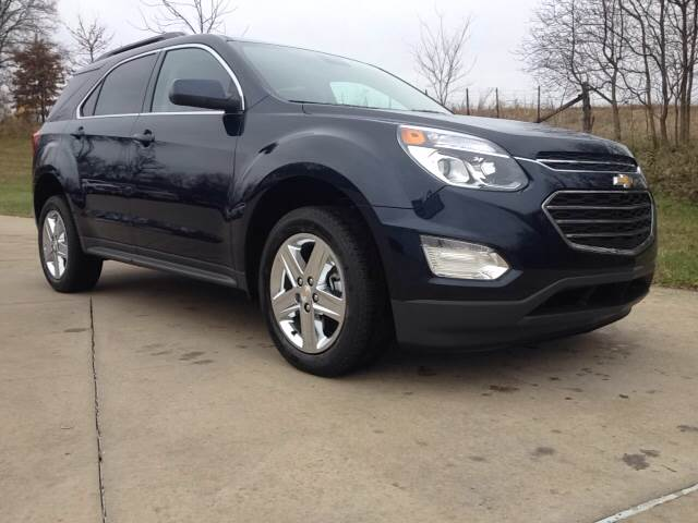 New Chevrolet Equinox LT 4dr SUV