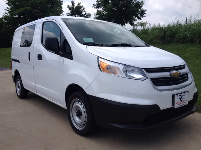 New Chevrolet City Express Cargo LS 4dr Cargo Mini Van